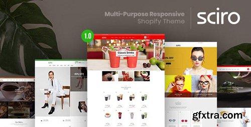 ThemeForest - Sciro v1.0.0 - Multi-Purpose Responsive Shopify Theme - 22835144