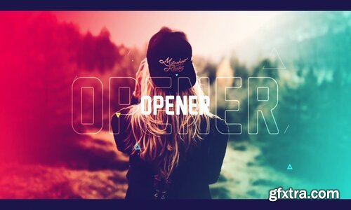 Videohive - Clean Opener - 22776889