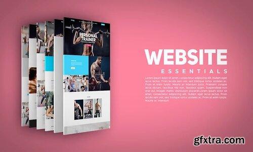 Videohive - Website Promo - 22794731