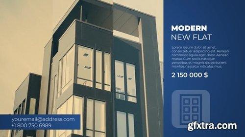 MotionArray Modern Real Estate Slideshow 223012