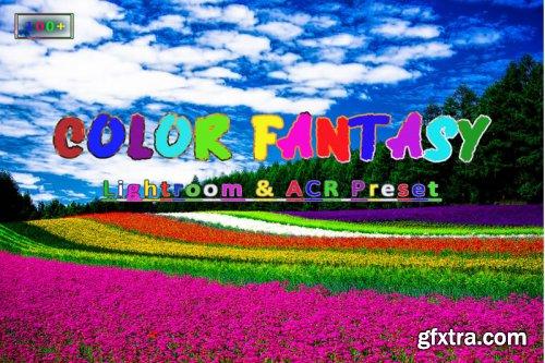 Color Fantasy Lightroom & ACR Presets