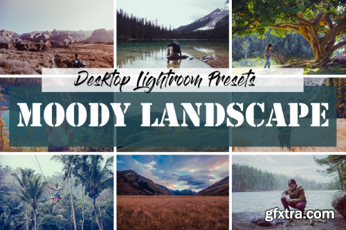 Lightroom Presets Moody Landscape