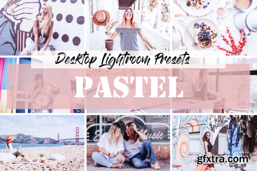 Lightroom Presets Pastel