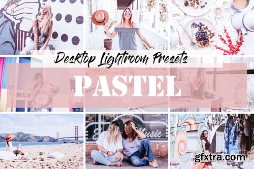 Lightroom Presets Pastel