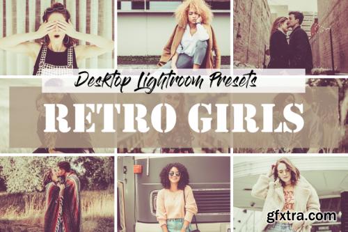 Lightroom Retro Girls Presets