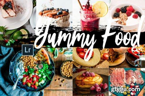 Neo Yummy Food Theme Desktop Lightroom Presets
