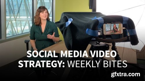 Lynda - Social Media Video Strategy: Weekly Bites