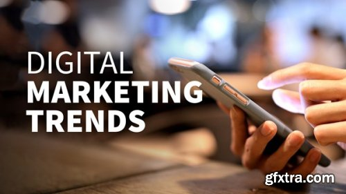 Lynda - Digital Marketing Trends