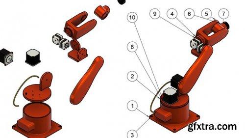 Lynda - Fusion 360: Design for Mechatronics