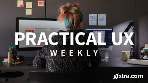 Lynda - Practical UX Weekly (April 2019)