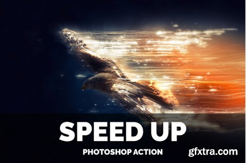 Speed UP Photoshop Action