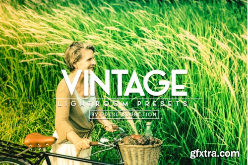 Vintage Lr and ACR Presets