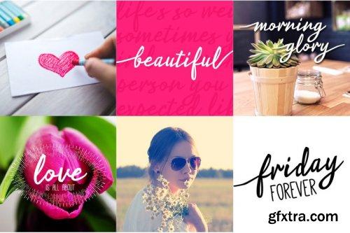 CreativeMarket - Ladylove 380531
