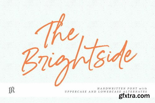 The Brightside Font Family