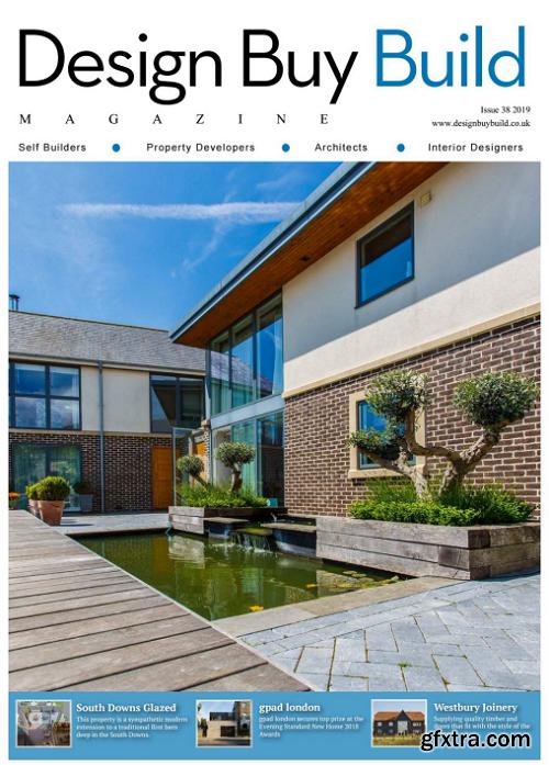 Design Buy Build - Issue 38, 2019