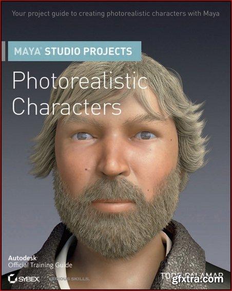Maya Studio Projects Photorealistic Characters