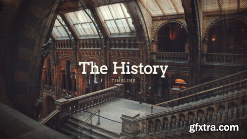 Videohive History Timeline 22760542