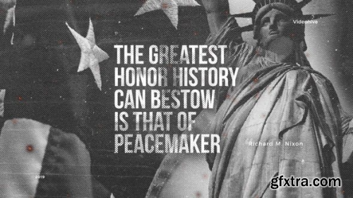 VideoHive Historical Quotes - Slideshow 23651133