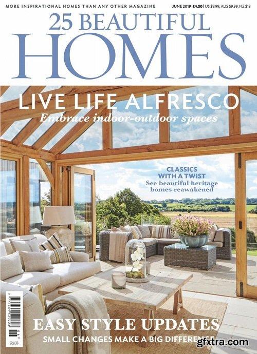 25 Beautiful Homes - June 2019