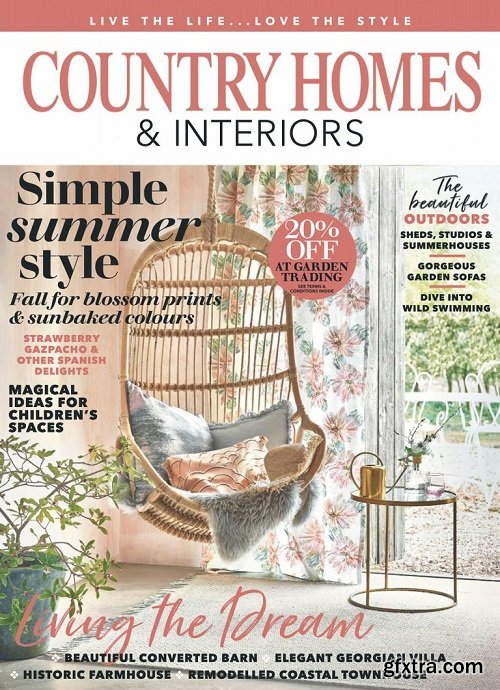 Country Homes & Interiors - June 2019