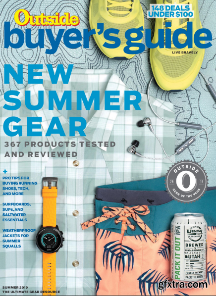 Outside USA - Buyer\'s Guide Summer 2019