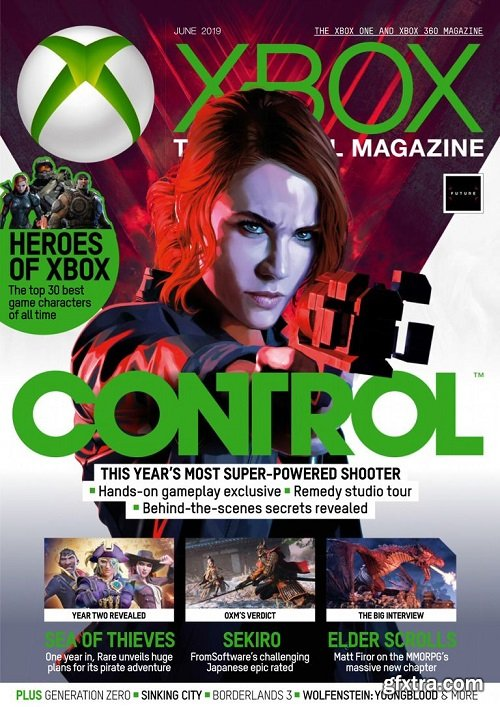 Xbox: The Official Magazine UK – June 2019