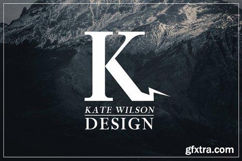 CM - Eadita Luxury Serif Font Family 3745473