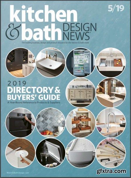 Kitchen & Bath Design News - May 2019