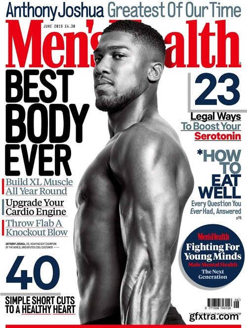 Men\'s Health UK - June 2019