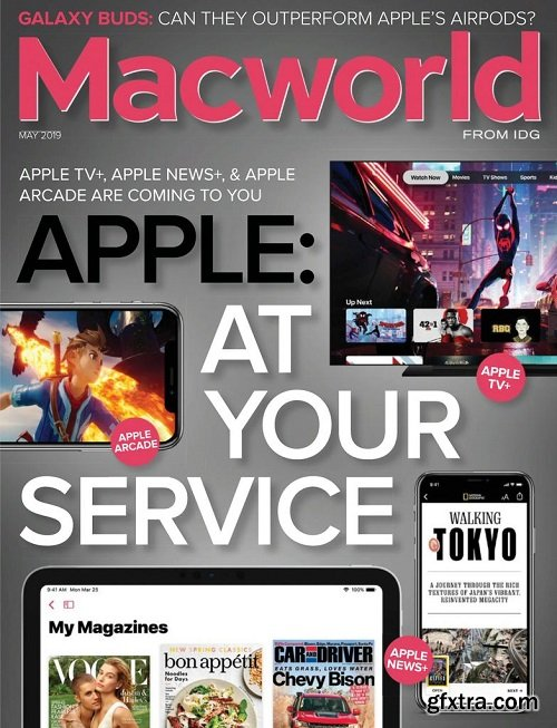 Macworld Australia - May 2019