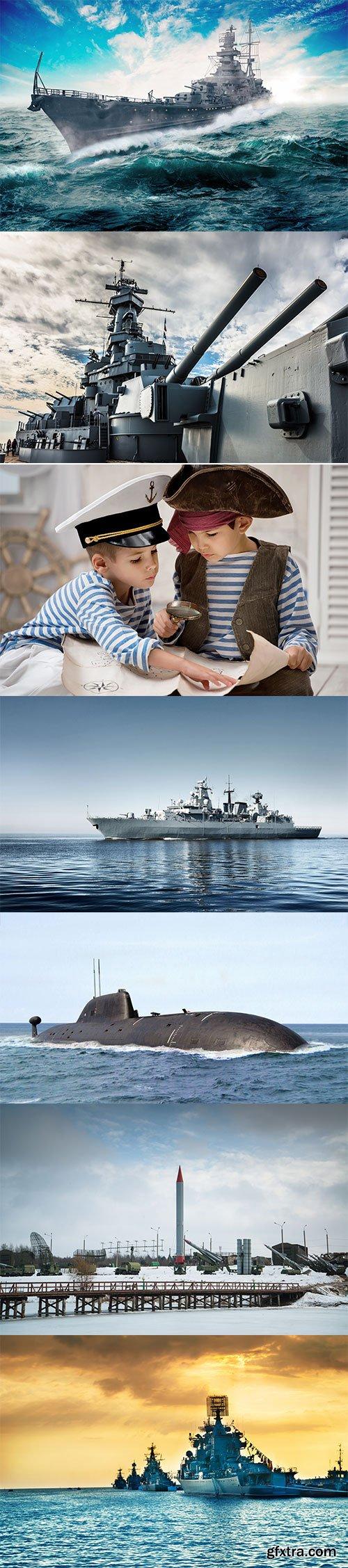 Photo - Battle Ship - 10xJPGs