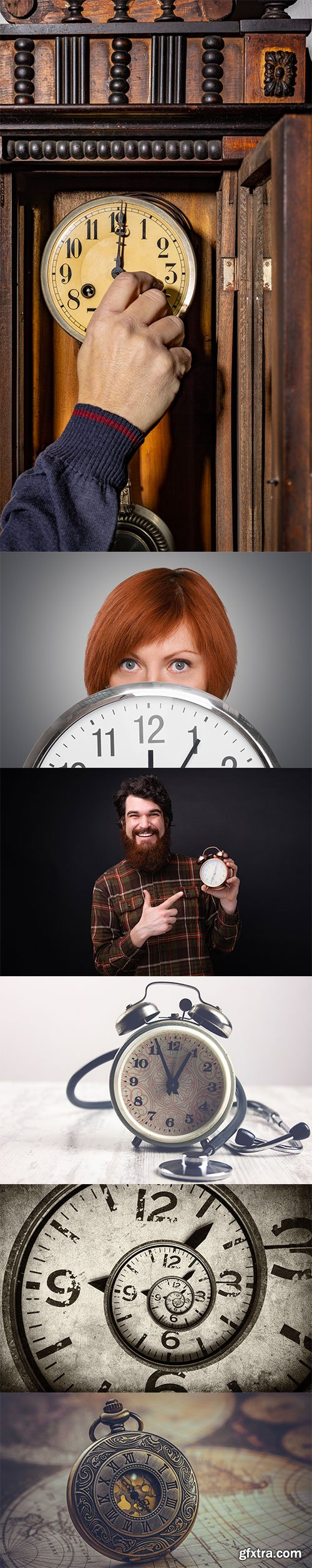 Photo - Clock - 14xJPGs