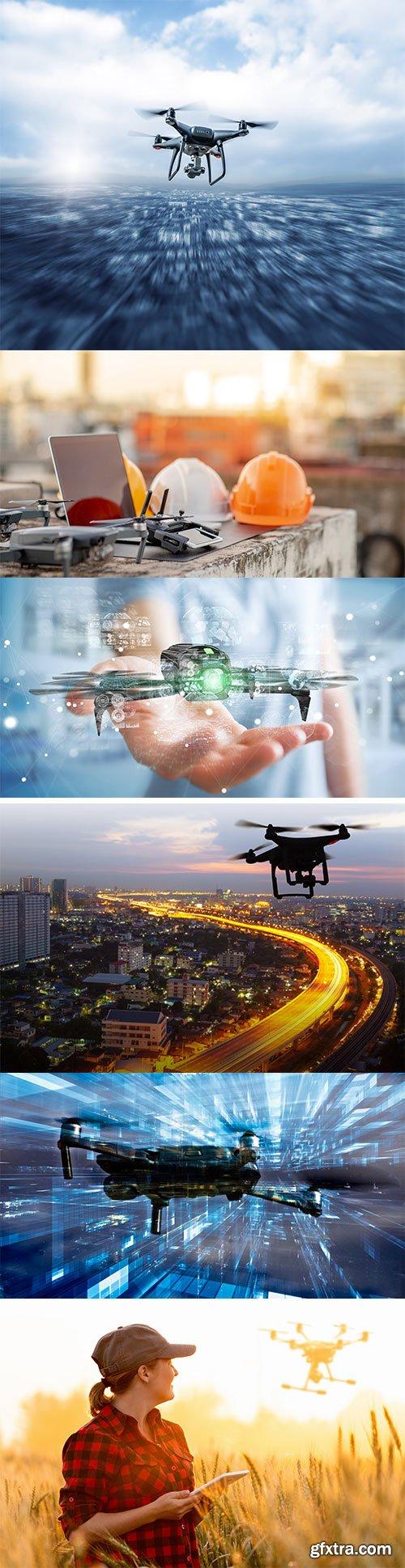 Photo - Drone - 14xJPGs