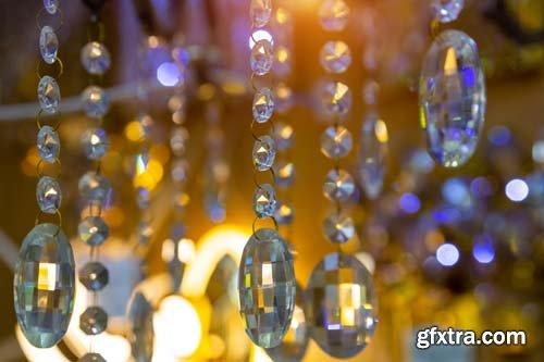 Photo - Glass Chandelier - 10xJPGs