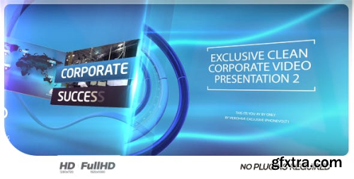 VideoHive Modern Corporate Presentation 19985133