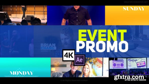 VideoHive Modern Promoting Event Company 23687477