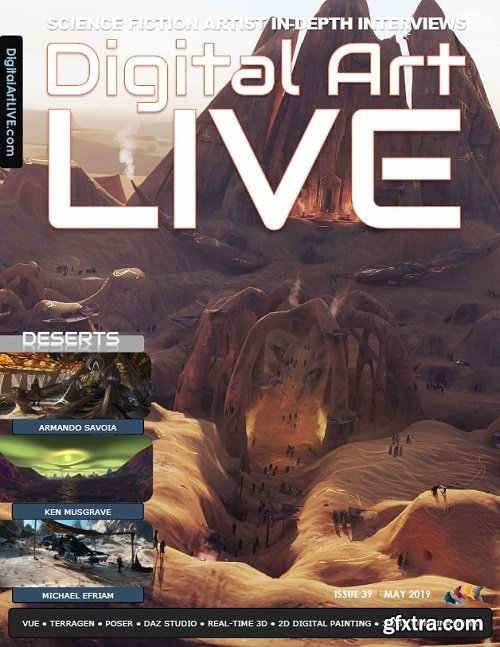 Digital Art Live - May 2019