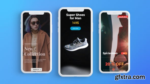 VideoHive Instagram Stories 22055573