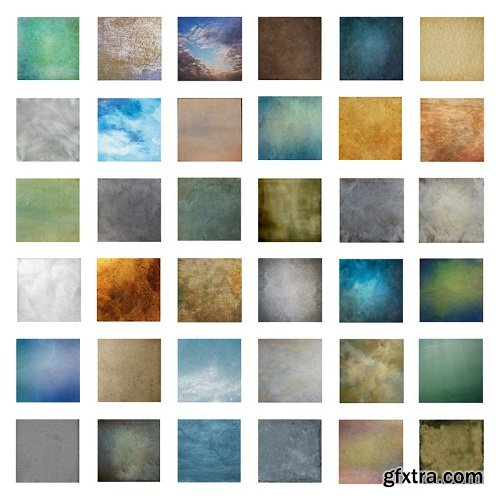 Summer Painterly Photographic Textures