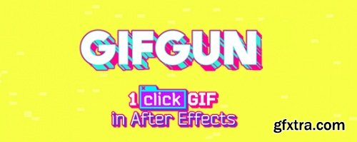 Aescripts GifGun v1.7.5 for After Effects