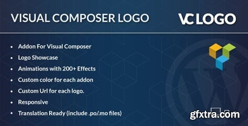 CodeCanyon - Logo Showcase v1.0 - Logo Addons for WPBakery Page Builder for WordPress (formerly Visual Composer) - 23718814