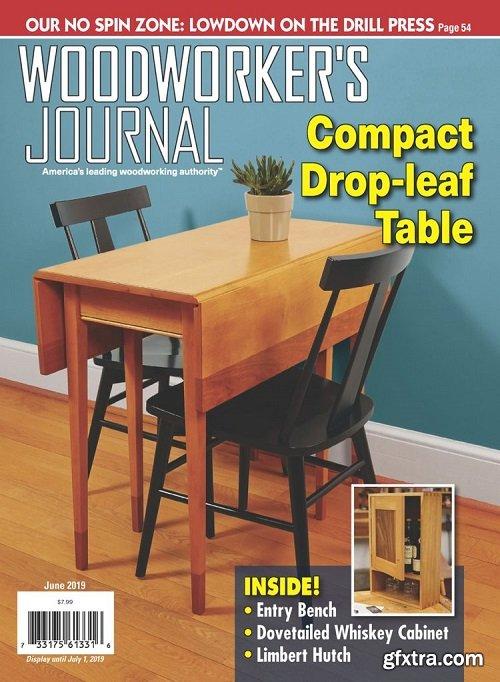 Woodworker\'s Journal - June 2019