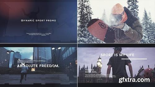 VideoHive Dynamic Sport Promo 18917814