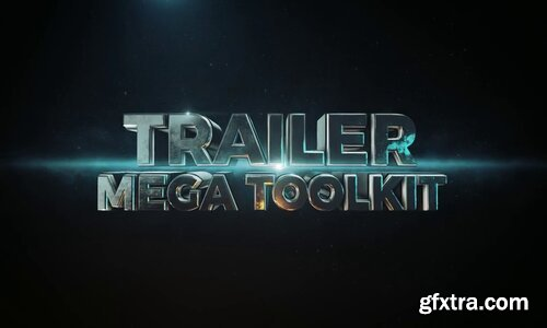 Videohive - Trailer Mega Toolkit After Effects V.2 - 21836910
