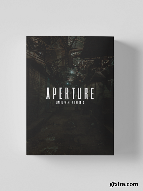 The Kit Plug Aperture FOR SPECTRASONiCS OMNiSPHERE 2