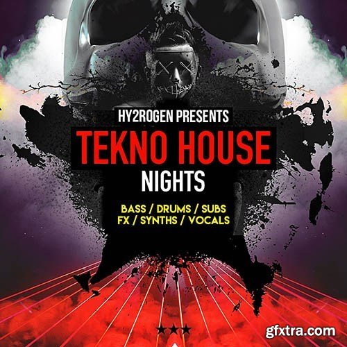 HY2ROGEN Tekno House Nights MULTiFORMAT-SYNTHiC4TE