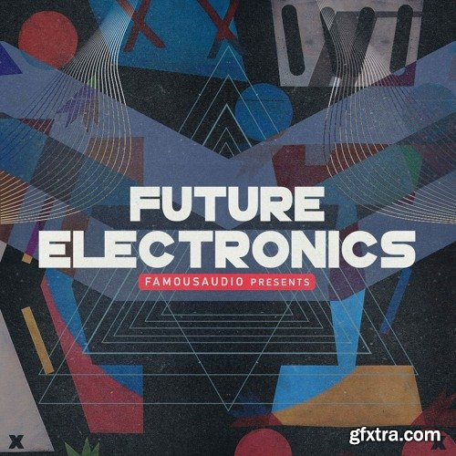 Famous Audio Future Electronics WAV NBKT-SYNTHiC4TE