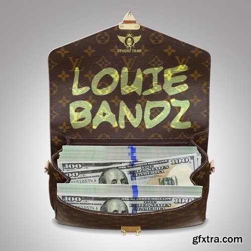 Studio Trap Louie Bandz WAV