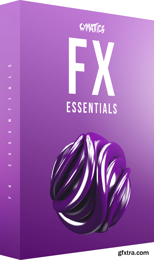 Cymatics FX Essentials WAV