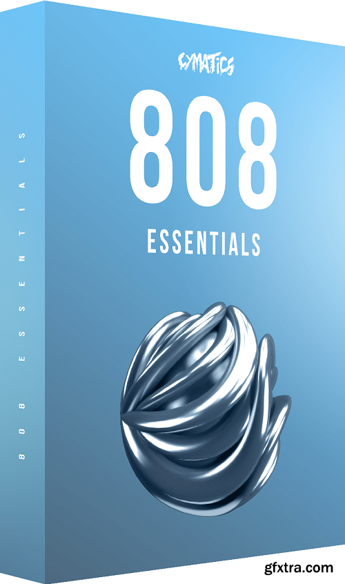 Cymatics 808 Essentials WAV NI Massive and Xfer Serum Presets